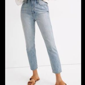 Madewell Petite Perfect Summer Jeans Fitzgerald 25